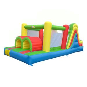 YARD Sıcak Satış Partisi Oyunu Konut Şişme Bouncy Castle Bounce Evi Engel Ders Combo İçin Çocuk