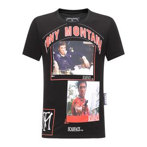 T-shirt à manches à manches courtes à col rond aemeape T-shirt à manches courtes pour hommes 2019 vente chaude slim confortable t-shirt mâle # 94