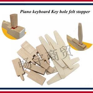 Piano tuning tools accessories - Piano keyboard Key hole felt stopper - Piano parts