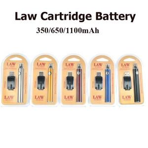 Lei de pré-aquecimento da bateria blister pack carregador kit 350 mah 650 mah 900 mAh 1100 mah vaporizador caneta vape para cartuchos de óleo grosso