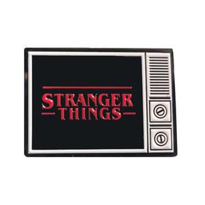 Coisas estranhas TV Onze Pin Badge