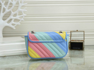 Luxus-Handtaschen-Entwerfer-Frauen Taschen Designer Fashion Handtaschen Handtaschen Schulter Umhängetaschen für Frauen