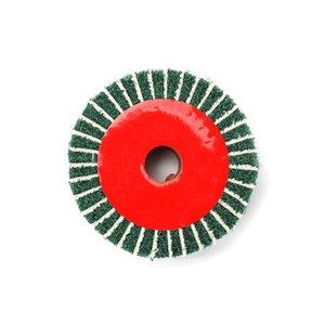 100 - 300mm Non-woven Scouring Pad Grinding Wheel Flap Mop Polishing Wheel Disc
