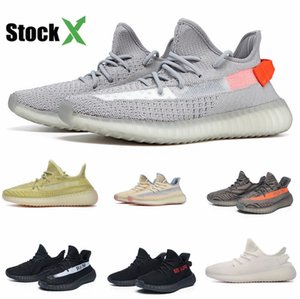 Shoes Sneakers Toddler Kanye West Run Shoes Infant Baby Youth Boys And Girls Chaussures Pour Enfants #QA278
