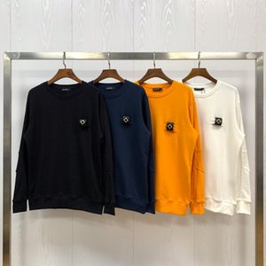 2020 new function pioneer MA.STRUM night cursor terry fabric pullover men and women round neck sweater