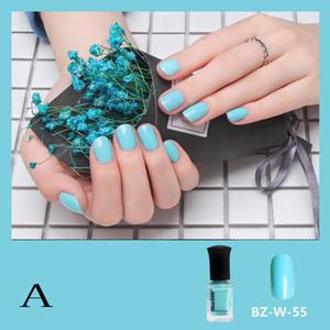 Gel Nails polish Popular Beauty Blue Series Nail Art Polish Professional High Quality wholesale 2019 new dropshipping hot SALE