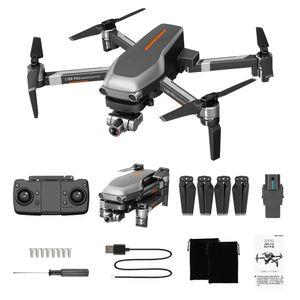 L109 Pro 4K HD ajuste elétrico Camera 5G WiFi FPV Drone, Gimbal dois eixos, Brushless Motor, GPS Optical Fluxo de Posicionamento, Siga-me, 2-1