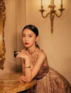 Factory outlet grano lettera collana ristabilisce i sensi antichi femminile di nuovo modo popolare logo braccialetto con temperamento femminile, articoli per la casa fre