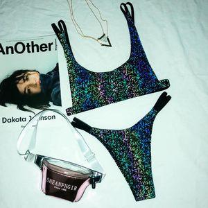 ZTVitality Nocturnal Luce Bikini Push Up Bikini 2020 vendita calda Reggiseno imbottito vita bassa del costume da bagno sexy dello Swimwear donne vestito di bagno