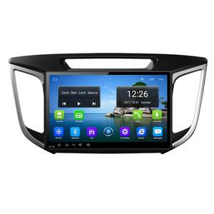 Android 4G LTE HD 1080P voiture MP3 MP4 Music 4 core 2GB DDR3 bluetooth écran multi-touch GPS de haute qualité pour Hyundai IX25 creta 10.1inch
