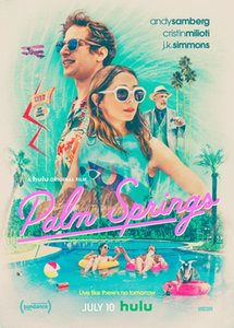Palm Springs poster 2020 Movie Art Film Print