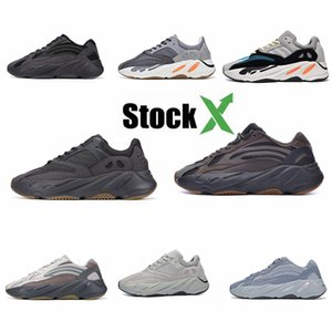 2020 Top Quality With Box Cheap 700 V3 Azael Kanye West Shoes Mens Running Shoes For Men 700S Shoes Sports Tripler Fashion Sneakers#QA804