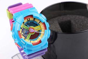 2019 Новые мужские спортивные часы, мужские модные часы, цифровые и аналоговые часы мужские часы CAG