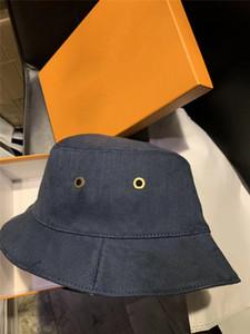 Vogue Hombres Mujeres de lujo diseñador de sombreros 2020 nuevas de cubo sombreros de moda al aire libre sombreros de ala tacaños tapas Lus Vnton