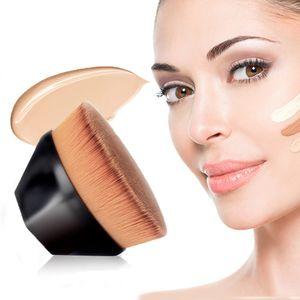 New Arrival Liquid Foundation Brush BB Cream Flat high-density multi-angle Makeup Brush Loose Powder Cosmetic Makeup Tools