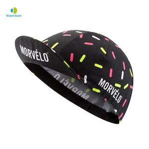 Classic Cycling Caps Bike Hat Morvelo Ciclismo Bicicleta Cap Pirate Headband Bicycle Helmet Wear Cycling head wear men women