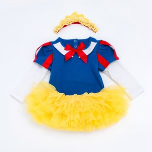Newborn P Clothing Birthday Set Summer Kids Clothes 1st Birthday Bodysuit+Tutu Skirt+Shoes+Headband 4pcs Clothes Set