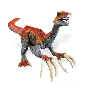 Jurásico T-Rex modelo sólido Swift muñecos de peluche de los animales rellenos felpa y violento de dinosaurios de juguete dragón emperador Wang Long