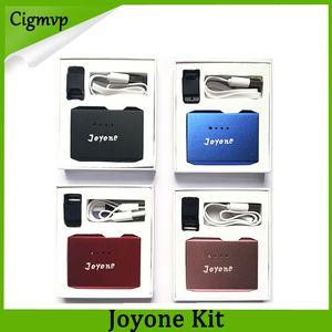 Authentic Joyone Kit mit Vape Pen Battery 410mAh Preheat Box Mod und Pod Cartridge USB-Ladegerät-Kits 100% Original vs vmod