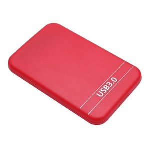 2.5 Inch SATA to USB 3.0 HDD SSD Case Hard Drive Enclosure External Mobile Box