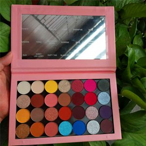 Newest 28 colors Cosmetics Makeup Palettes Magnetic Empty Large Pro Palette 28colors Eyeshadow Palette Pressed powder