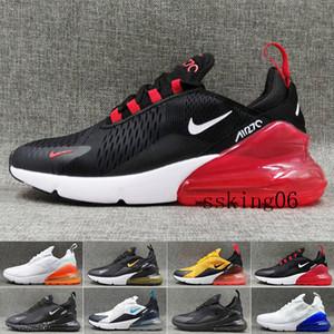 nike air max 270 270s 27c airmax Cojín OG y amortiguación de goma zapatillas de deporte corrientes originales OG malla transpirable de amortiguación zapatos atléticos 35-46 envío l