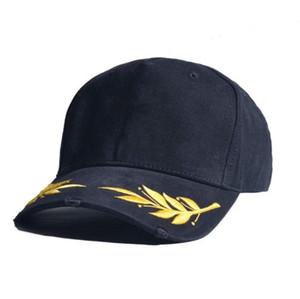 Diseño de Moda casquillo del gorra de béisbol para los casquillos para mujer para hombre de 3 colores Beanie Casquette ajustables Marca Sombreros altamente ventas al por mayor de calidad