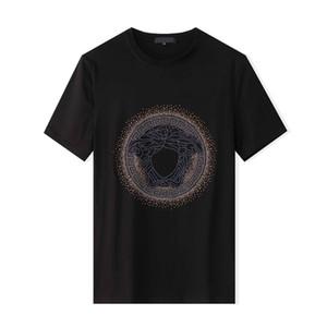 Luxury Mens Designer T Shirts Summer T Shirt Crane Printing Designer T Shirt Hip Hop Fashion Men Women Short Sleeve Tees Size M-3XL oq2