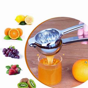 Нержавеющая сталь Lime соковыжималка пресс Lemon Оранжевый соковыжималку цитрусового фрукта Соковыжималка кухня бар Питание Растительные Gadget кухня Инструменты FFA4189