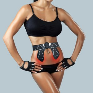 nuevo Hip Waist Trainer Buttocks Muscle Stimulation Batería / Recargable Butt Lift Up Body Shape Massager