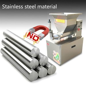 Automatic electric bakery dough cutting machine stainless steel dough divider rounder roller machine 2700pc   h bun machine 400W