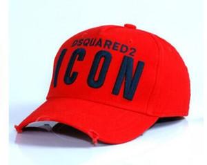 Cappelli del ricamo dell'icona del berretto da baseball dell'icona del cappuccio dell'icona dei bambini per il cappello di baseball del cappuccio delle donne degli uomini Trasporto libero
