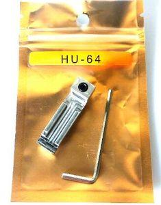Fixture HU64 Key Klammer für VW Audi Für 2M2 Magie Tank-Automatik-Auto-Schlüssel-Ausschnitt-Maschine Jaws