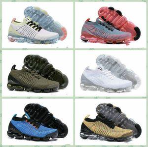горячие продажи дешевые Мужчины Женщины спортивная обувь на открытом воздухе 3 пары Fly 3.0 вязать 3s официальный роскошный дизайнер кроссовки для бега дышащий прочный новости