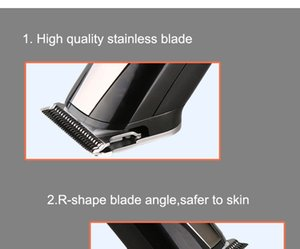 Kemei PG100 Barber best clippers for professional use Hair Cutting Machine casecustom RomPw