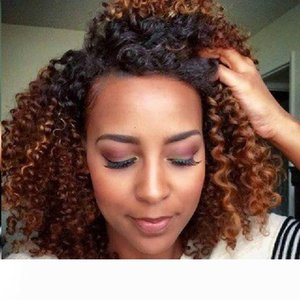 full lace human hair wigs 1b 30 Ombre two tone color lace frontal wig Brazilian Curly wave full lace wig with baby hair