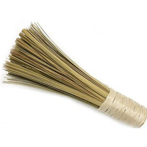 11 inch kitchen Cleaning Brush Cleaning Whisk Natural Bamboo Pot Brush -Fashion Kitchen Tools(1PCS)