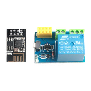 WiFi Relay Module Smart Home Remote Switch Control prend en charge Andriod IOS