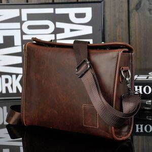 JIULIN Top-Handle-Bags Crossbody-Bag Trunk Men Fashion PU for