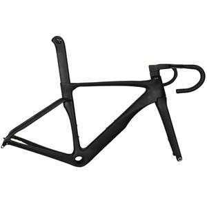 CRF12 T1000 telaio bici da strada full carbon bici da bicicletta telaio ciclismo telaio + forcella + reggisella + morsetto + cuffia offerta xdb dpd servizio fiscale gratuito