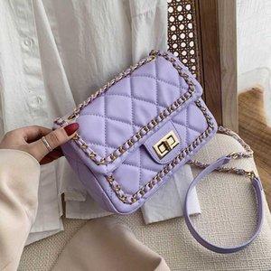 YENİ Özgün Tasarım Moda zinciri Omuz Çantası nakış ipliği çanta Genişlik 21.5cm Yükseklik 15.5cm Kalınlığı 7cm