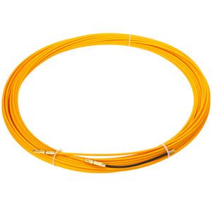 30 M 3mm Guia de Dispositivo de Fibra De Vidro Cabo de Fibra De Vidro Push Extrator Duct Snake Rodder Fio De Fita De Peixe