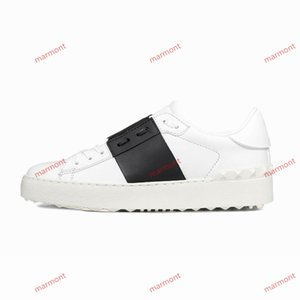 xshfbcl New arrival Casual Shoes White Black Red Fashion Mens Women Leather Designer Shoes Open Low sports Sneakers Size 35-46