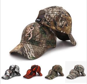 17 stil Outdoor Cap Camo Baseballmütze Angeln Männer Dschungel Jagd Camouflage Caps Hut Taktische Wandern Casquette Hüte dc661