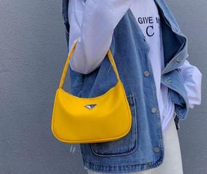 Diseñador de otoño e invierno de equipaje niñas 2019 nuevo de la manera simple textura Bolso Versión Coreana Baitao Ocio solo bolso de moda