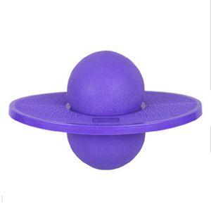 Exercise Jumping Bounce Yoga Fitness Ball Rock Hopper Pogo High Bounce Space Balance Jump Board Ball Jumping Toy Balls