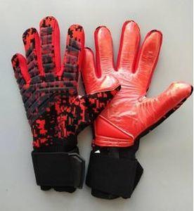 Heiße Verkäufe Top-Qualität 2019 Vg3 SGT Marke Torwarthandschuhe Latex-Fußball-Tormann Fußball Luvas Guantes Größe 8 9 10 freier Shiping