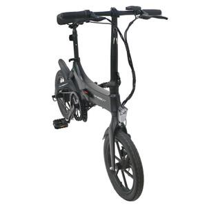 Onebot S6 휴대용 접이식 전기 자전거 250W 모터 최대 25km / h 6.4Ah 야외 사이클링을위한 배터리