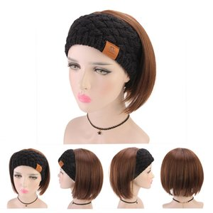 New winter Solid Wide Knitted Hairbands Women Warm Ear Crochet Turban Headbands Girls Party Wear Women Girls Hair Band Headwraps