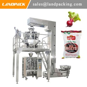 Vertical Shape Fill Beet Seal Machine Beet Root Pouch Packing Machine Direct Sales Manufacturer